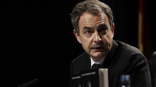 Zapatero anima al diálogo en Cataluña y reniega de la palabra
