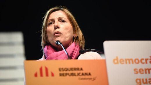 El Constitucional no admite los recursos de amparo de Forcadell, Anna Simó, Anna Gabriel y Mireia Boya