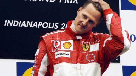 Schumacher no está postrado en una cama: este es su estado de salud