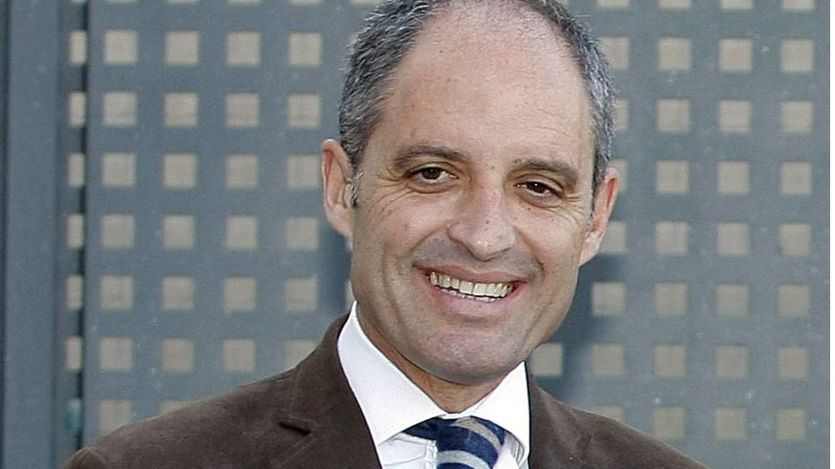Ex presidente valenciano Francisco Camps