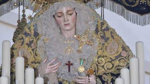 El PP se encomienda a la Virgen para resolver la violencia machista