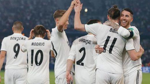 Horario y dónde ver el Real Madrid-Al Ain del Mundial de Clubes (sábado 22 de diciembre)