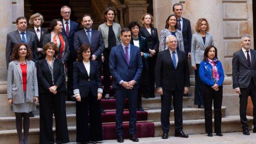 El Gobierno aprueba en Barcelona dos medidas históricas: anula el juicio a Companys y denomina el aeropuerto de El Prat como Josep Tarradellas