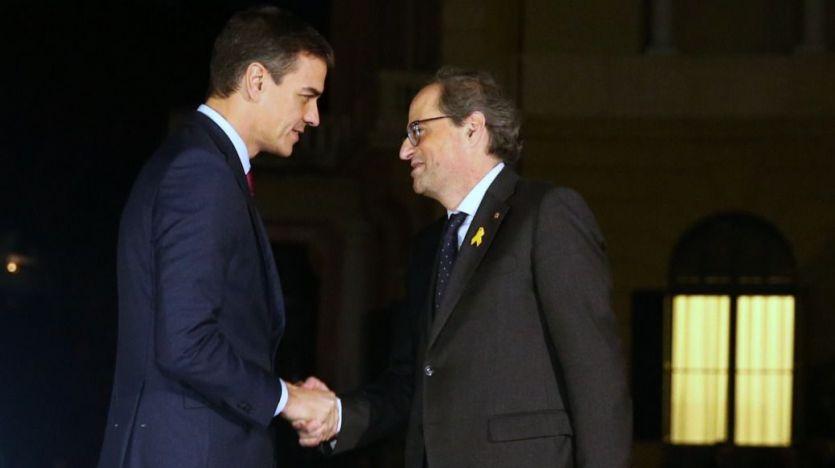 Malestar entre algunos 'barones' regionales del PSOE por el diálogo de Sánchez con Torra