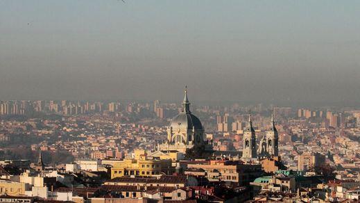 Activado en Madrid el escenario 1 del protocolo anticontaminación en plena navidad