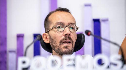 Echenique critica que el discurso del Rey