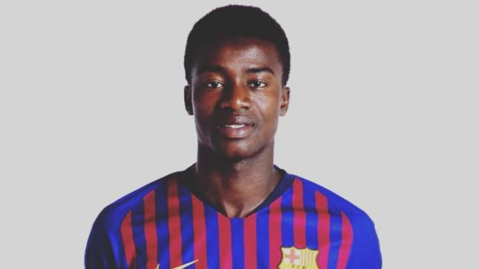 Moussa Wague, el fichaje 'oculto' del Barça para enero
