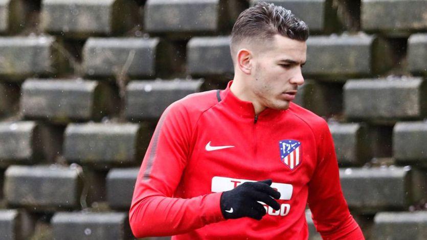 El Atleti sigue luchando para retener a Lucas Hernández
