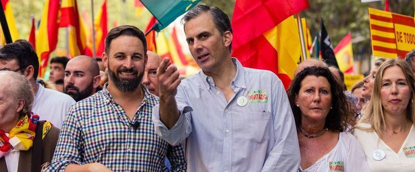 Vox espera empezar a poner las condiciones desde hoy al apoyo al PP para presidir Andalucía