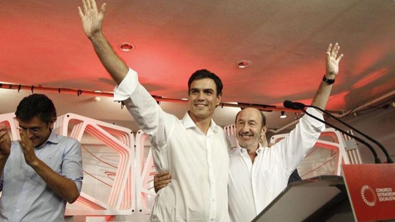 Rubalcaba y las continuas calabazas para ser candidato del PSOE a la alcaldía de Madrid