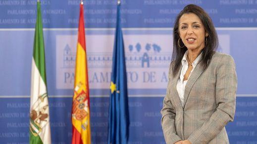 Marta Bosquet, de Ciudadanos, nueva presidenta del Parlamento andaluz