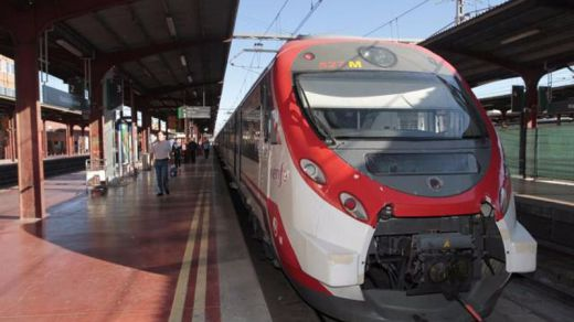 Renfe congela las tarifas de los servicios públicos de Cercanías, Ancho Métrico y los bonos multiviaje de los Avant y MD para 2019