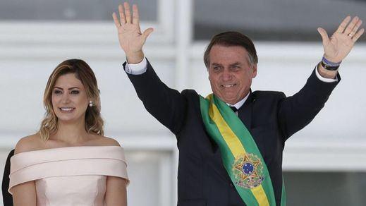 Orgía ultra en la toma de posesión de Bolsonaro como nuevo presidente de Brasil