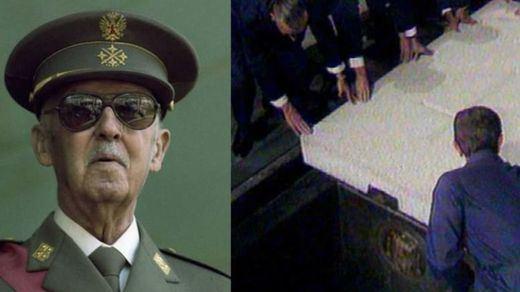 El prior del Valle de los Caídos impedirá al Gobierno acceder a la exhumación de Franco
