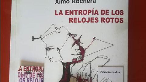 Se presentó en Barcelona el libro de Ximo Rochera, con la presencia de Antonio Beneyto, que lo ilustra