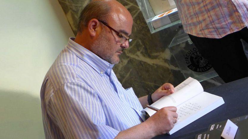 Nuevo libro del polifacético intelectual Juan Antonio Moreno con sus artículos sobre arte