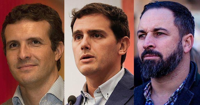Vox sigue intentando atraer a Cs a sus negociaciones con el PP en Andalucía