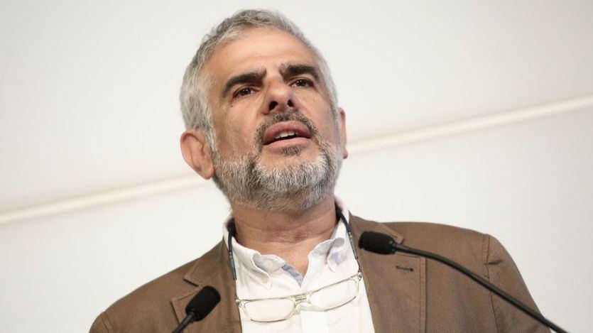 Portavoz de Ciudadanos en el Parlament, Carlos Carrizosa