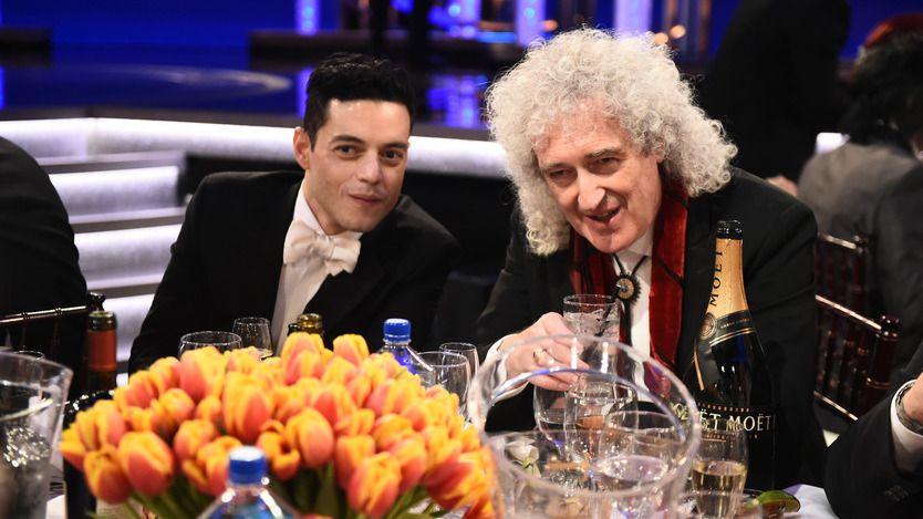'Green Book', 'Bohemian Rhapsody' y 'Roma' triunfan en los Globos de Oro