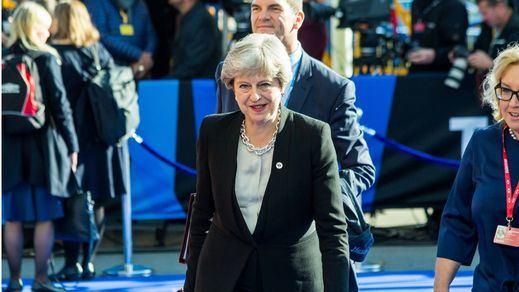 May fija la fecha para la votación del Brexit en el Parlamento británico