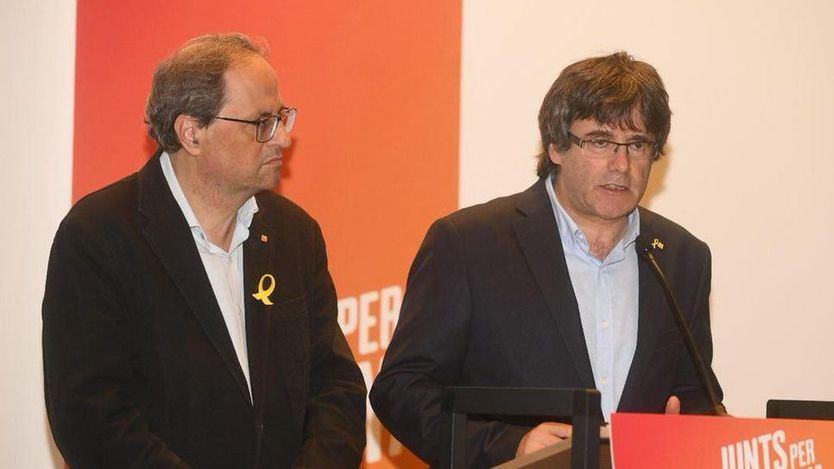 Esto es lo que cuestan los polémicos viajes del Govern catalán al extranjero