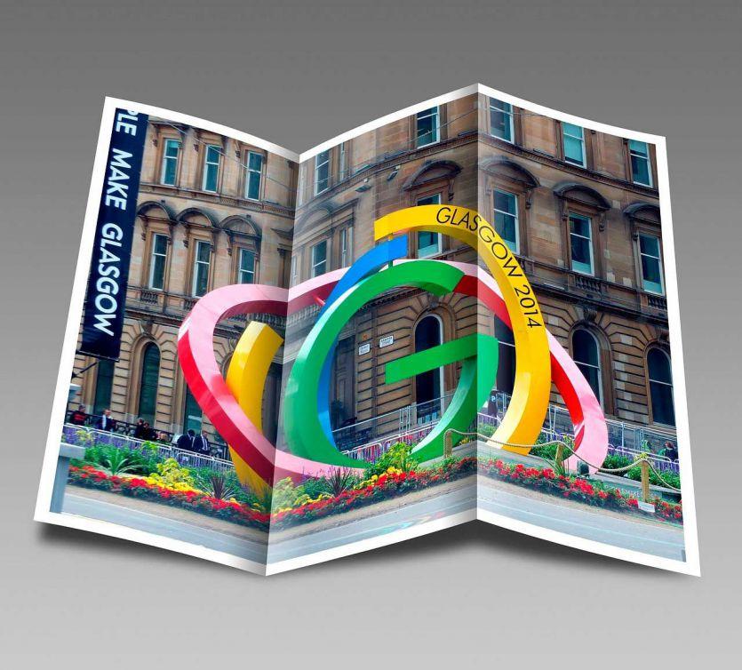 Los folletos impresos siguen de moda