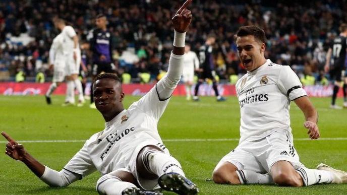 Vinicius anima a un Madrid herido, que se da una fiesta ante el Leganés (3-0)