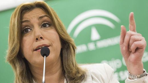 El PSOE andaluz renuncia a presentar a Susana Díaz a la investidura