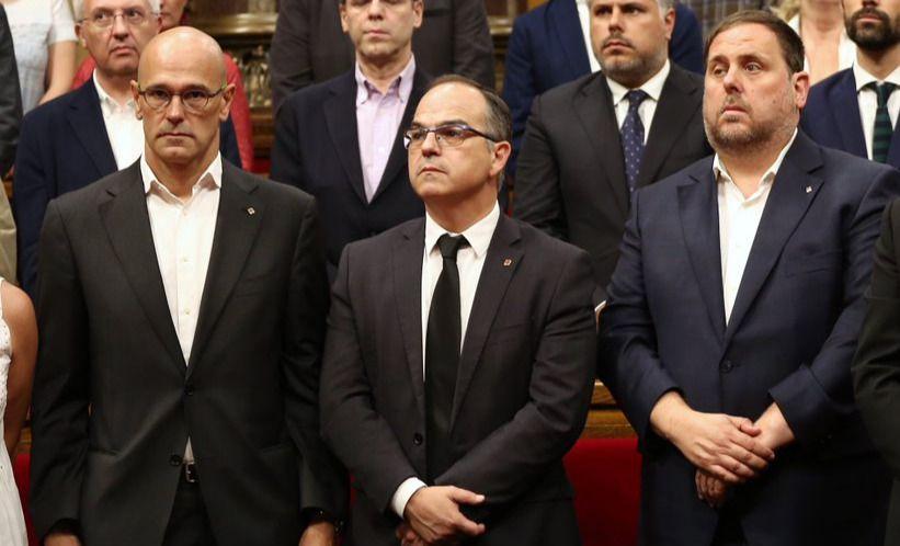 Cuenta atrás para el juicio del 'procès': el Supremo solicita ya el traslado de los presos a Madrid