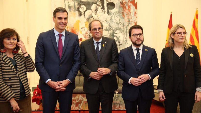 El independentismo 'avanza' hacia una nueva crisis a costa de los Presupuestos de Sánchez