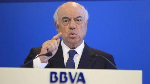 El BBVA podría demandar a su presidente de honor Francisco González por el escándalo de las escuchas