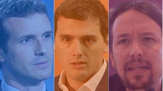 Las reacciones políticas a los Presupuestos de Sánchez