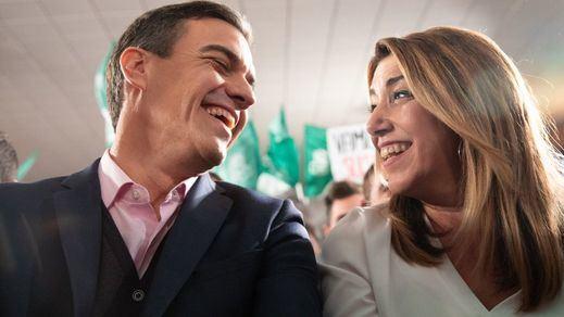 Susana Díaz se atrinchera y asegura que repetirá como candidata del PSOE en Andalucía