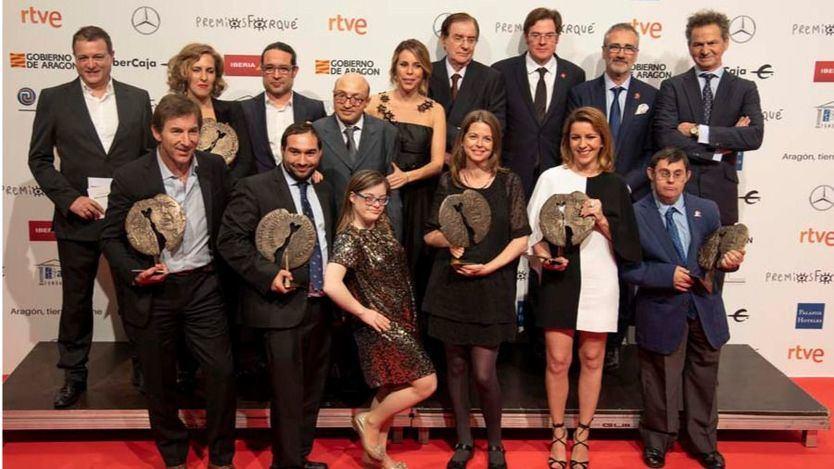 Todos los ganadores de los Premios Forqué