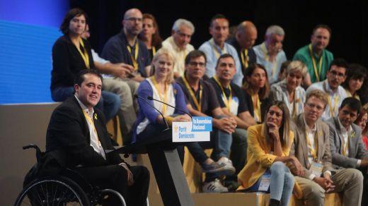 ERC y PDeCAT debaten si permitir siquiera la tramitación de los Presupuestos del Gobierno