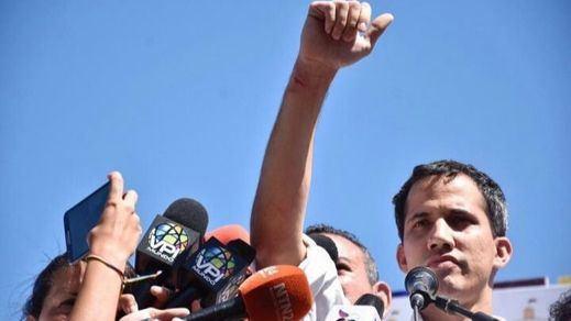 El servicio de inteligencia venezolano arrestó durante una hora al presidente del Parlamento