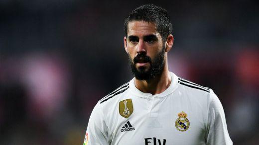 Isco, sentenciado por Solari; el Madrid acabó con un equipo juvenil