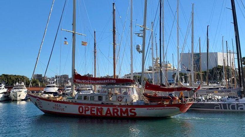 El Gobierno impide al 'Open Arms' continuar con sus rescates en el Mediterráneo por los incumplimientos de los propios Estados