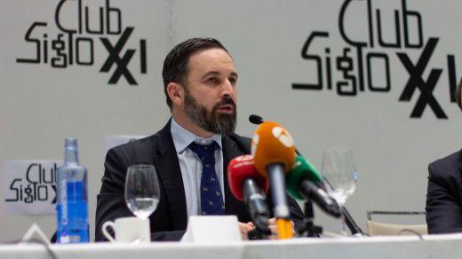 Abascal asegura que Vox no se financió con fondos comunistas islámicos de Irán