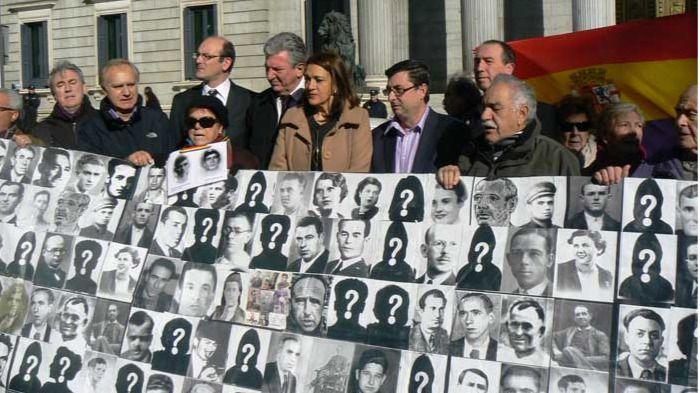 El Gobierno 'resucita' la memoria histórica en los Presupuestos