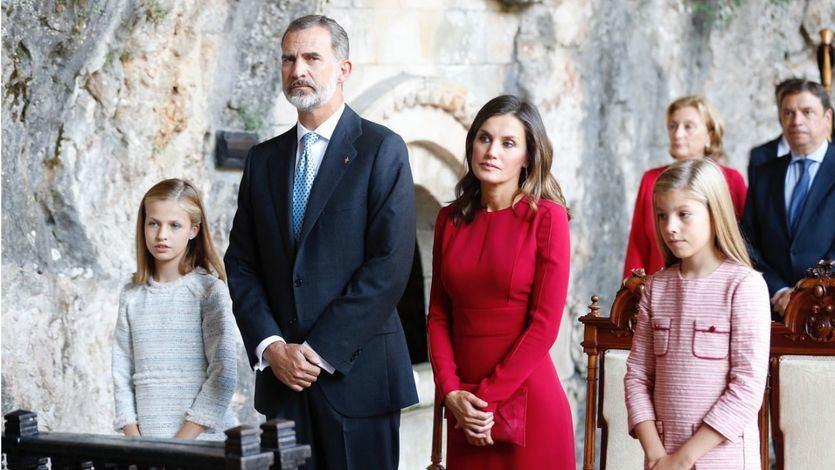La dotación presupuestaria para la Casa del Rey roza los 8 millones