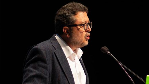 Serrano, el ex juez de Vox: 'No queremos que los inmigrantes jueguen con el abuso y la solidaridad'