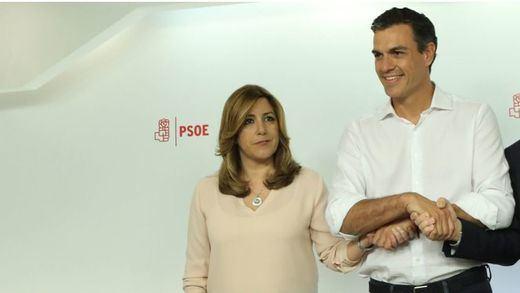 La frialdad del Gobierno de Pedro Sánchez con Susana Díaz