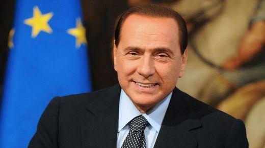 Berlusconi, con 82 años, anuncia su candidatura a las elecciones europeas