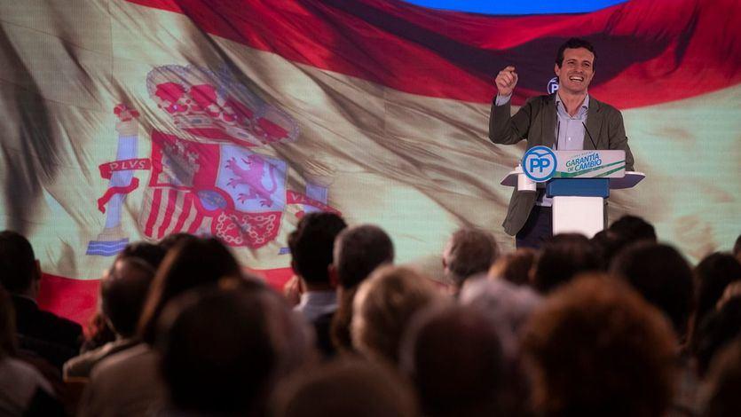 Casado promete 'moderación' a la militancia del PP poco antes de celebrar una Convención Nacional donde girará a la derecha más conservadora