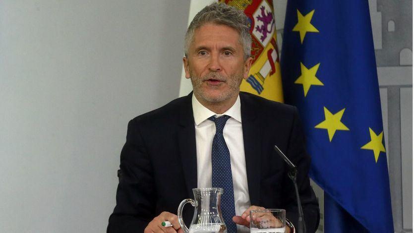 Marlaska apuesta por poner fin a la política de dispersión de presos de ETA
