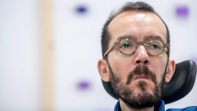 Echenique desprecia a Errejón: 'De algo tendrá que vivir hasta mayo'