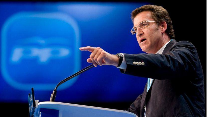 Núñez Feijóo, en la Convención Nacional: 'Todos los partidos ansían ser como el PP'