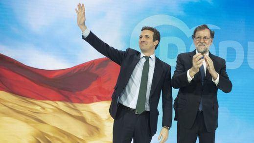Rajoy advierte a Casado: 'No es bueno el sectarismo ni son buenos los doctrinarios'