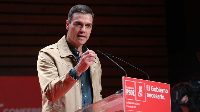 Sánchez: 'Quien vote 'no' a los Presupuestos estará votando 'no' al bienestar de la mayoría social'